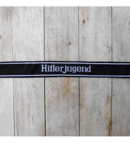 Hitlerjugend EM Cuff Title