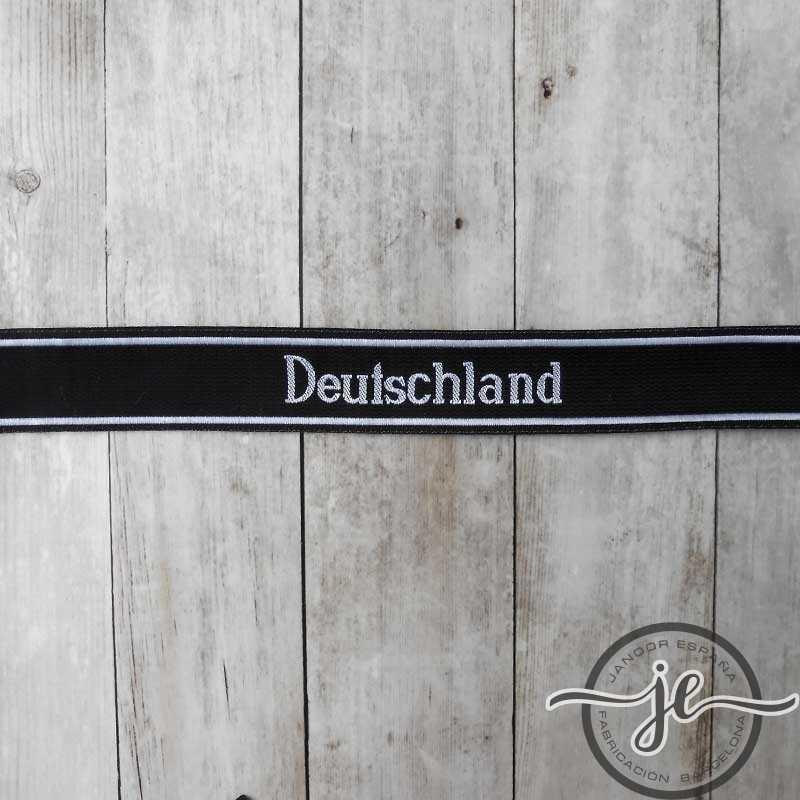Deutschland EM Cuff Title