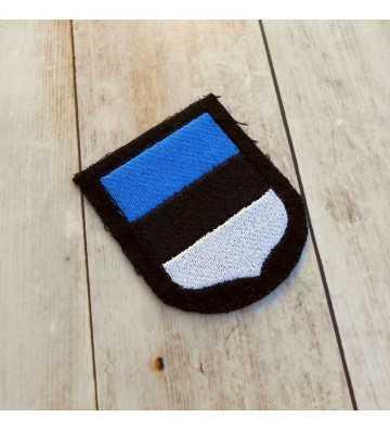 Waffen-SS Estonia sleeve shield