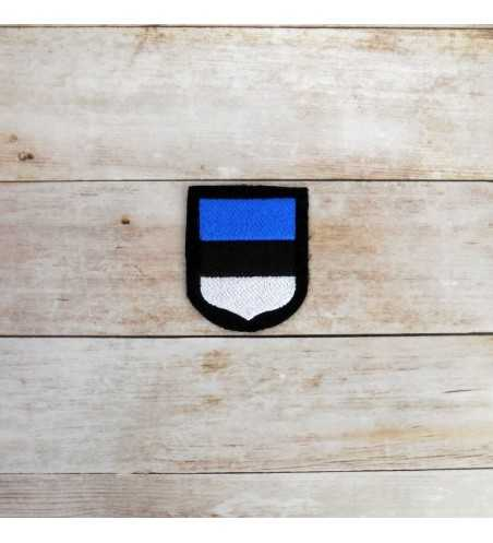 Escudo de manga de las Waffen-SS, Estonia