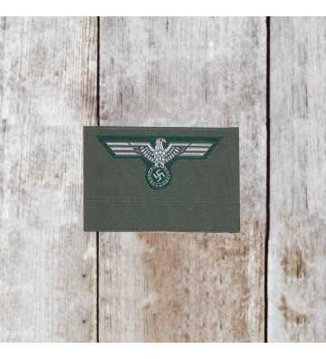 Wehrmacht Army Officer silk woven cap eagle