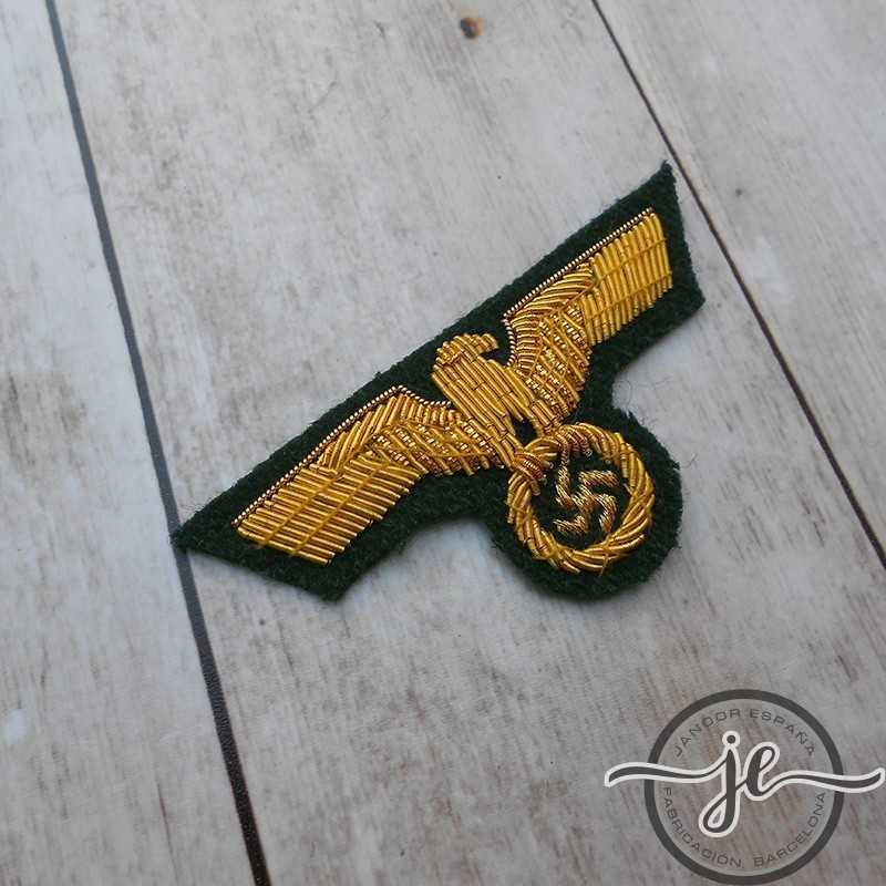 Águila de gorra Wehrmacht, Generales