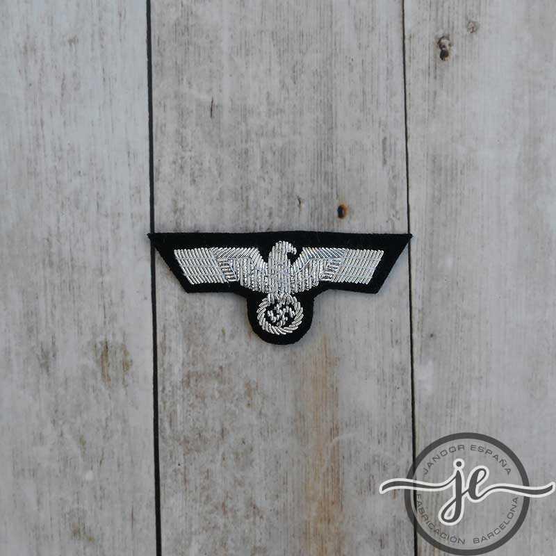 Águila de gorra Panzer M35, Oficiales