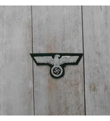 Águila de gorra Wehrmacht, Oficiales