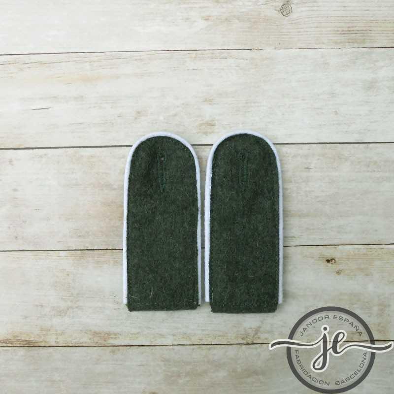 Heer EM Shoulder boards M40 Infantry