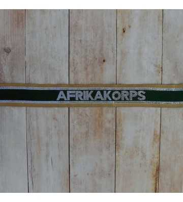 Cinta de bocamanga DAK Afrika Korps
