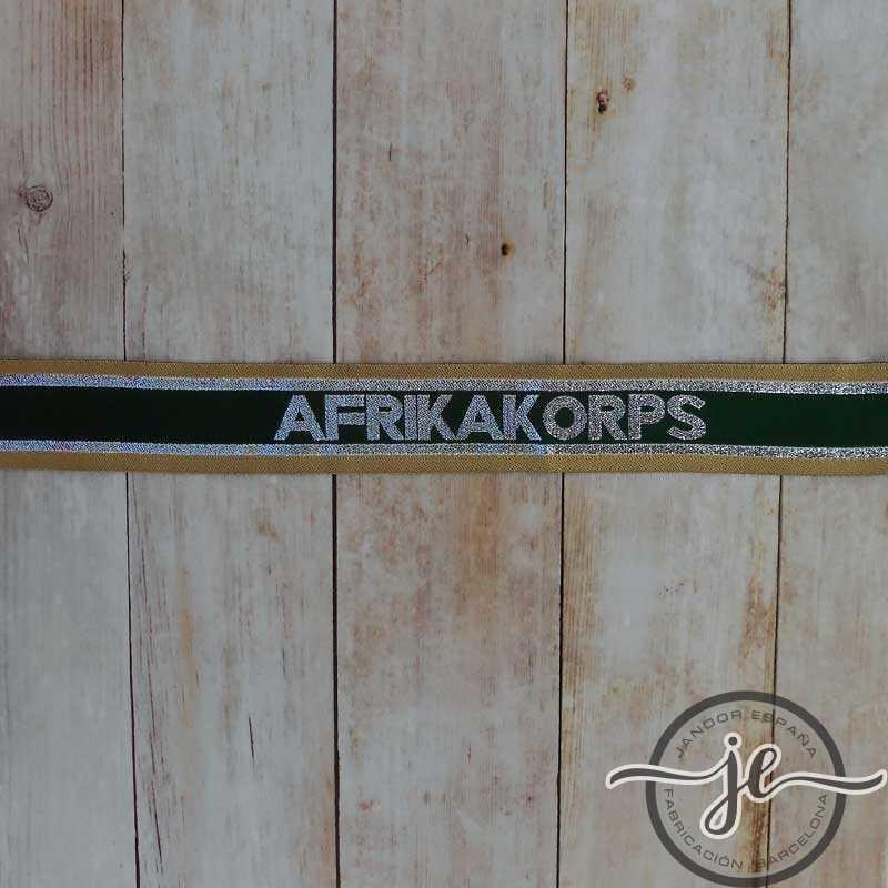 Cinta de bocamanga DAK Afrikakorps
