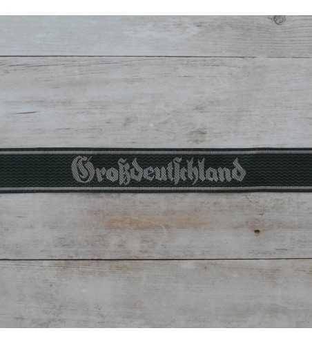 Großdeutschland cuff title