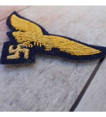 Luftwaffe Army Generals hand embroidered cap eagle