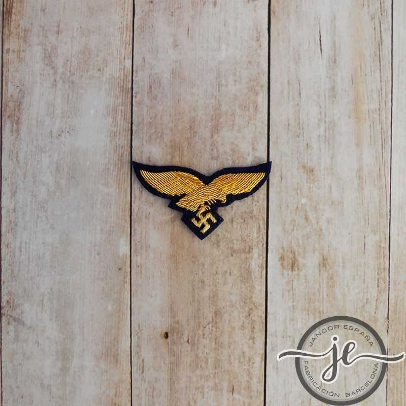 Águila de gorra para generales Luftwaffe