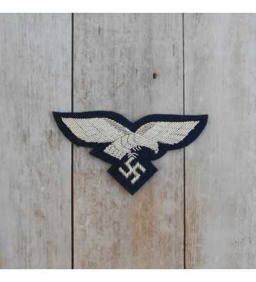 Luftwaffe Officers handmade breast eagle
