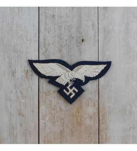 Luftwaffe Officers handmade breast eagle