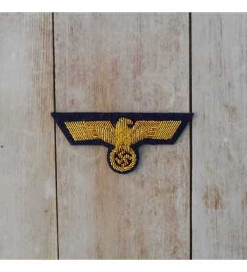 Kriegsmarine Officer's cap eagle