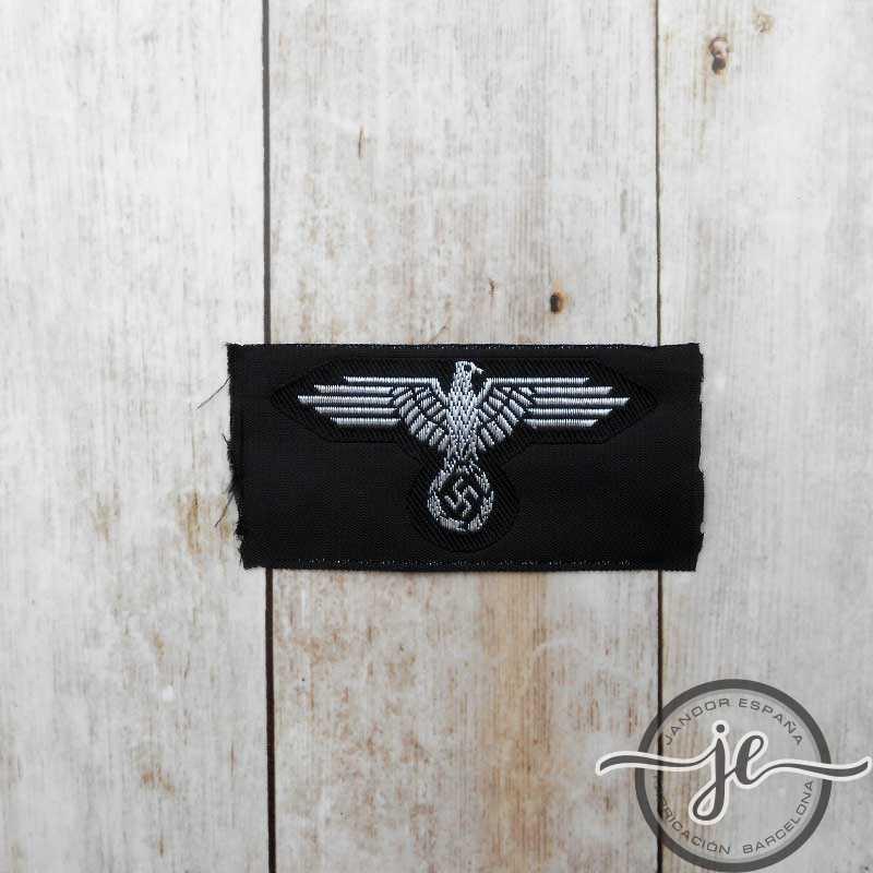 Águila de gorra Waffen-SS, oficiales