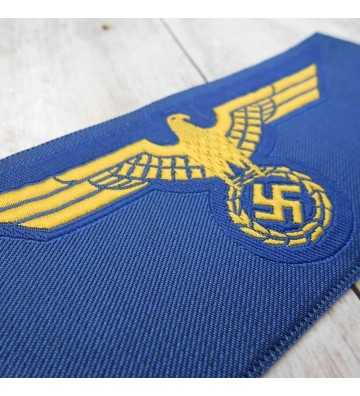 Kriegsmarine enlisted man's silk woven breast eagle