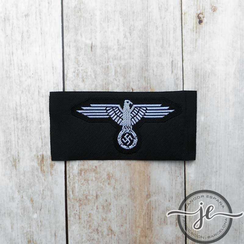Águila de gorra Waffen-SS, tropa