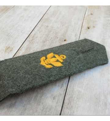 Kriegsmarine Coastal Artillery EM Shoulder boards