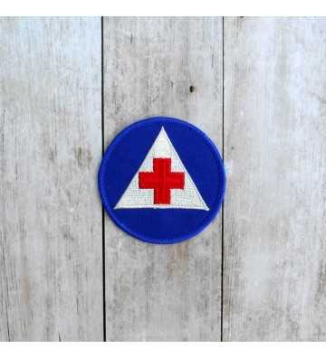 Volunteer nurse's aid corps badge