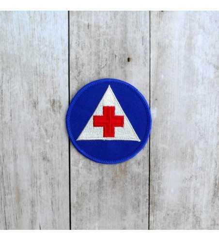 Volunteer nurse's aid corps badge