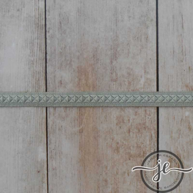 8mm late war lace for collars and shoulder boards