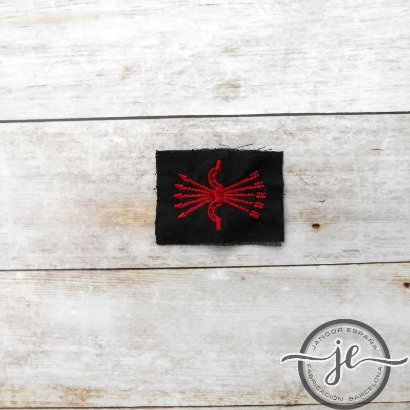 Spanish Falangist uniform patch
