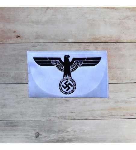 Distintivo de pecho para camisetas de deporte, Wehrmacht