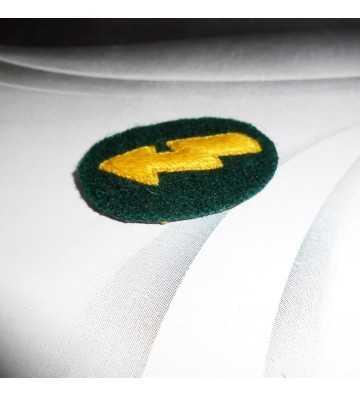 Insignia alemanés de señales del ejército alemán