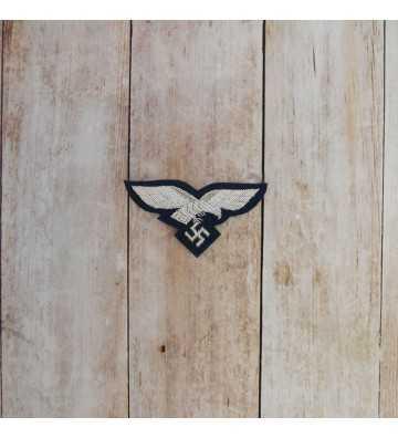 Águila de gorra para Oficiales Luftwaffe