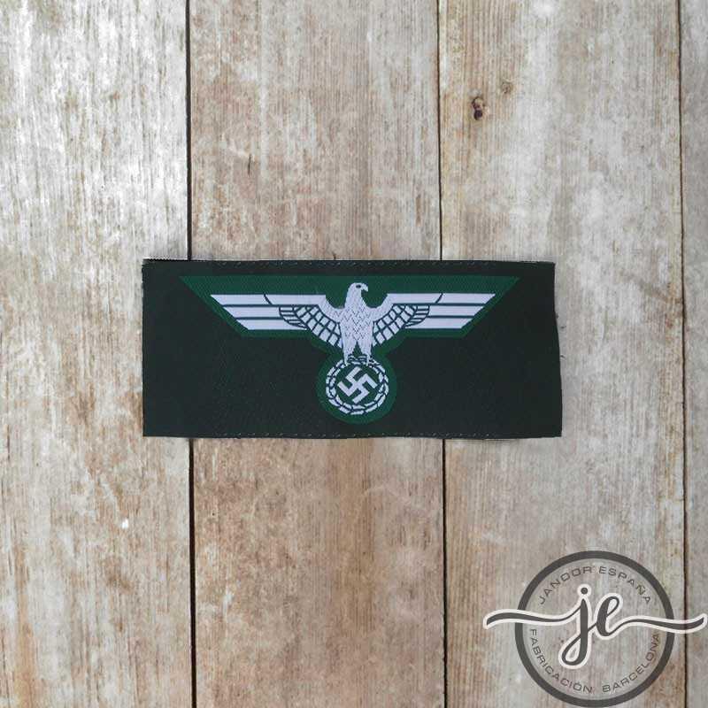 Águila de pecho Wehrmacht 1935, tropa