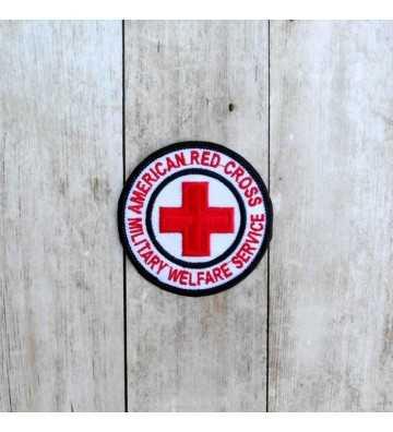 Parche de enfermera de la cruz roja americana