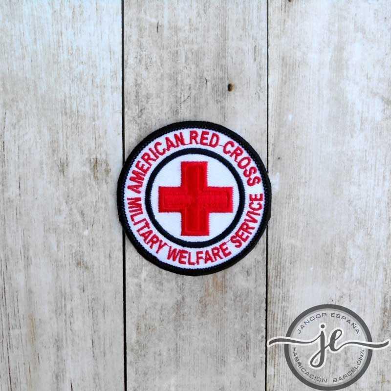 US Nurse red cross badge