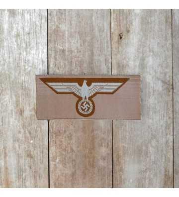 Águila de pecho para tropa de Afrikakorps