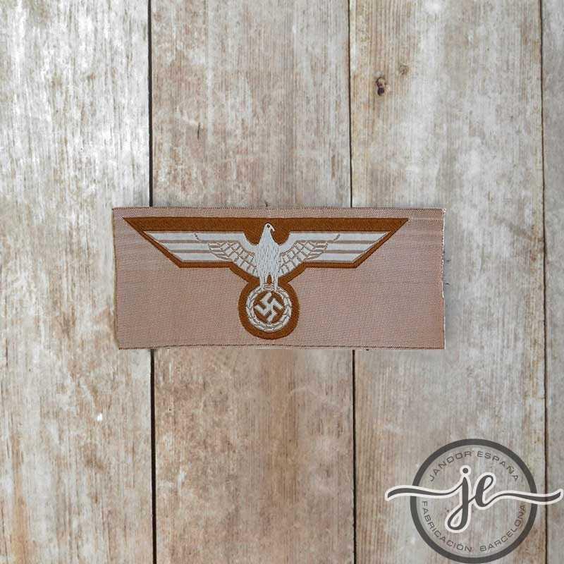 Águila de pecho para tropa de Afrika Korps