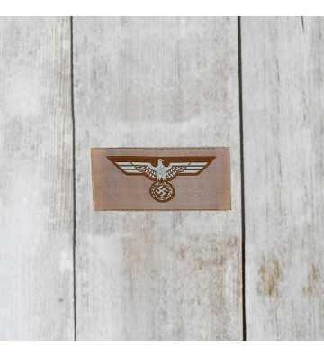 Águila de gorra para Afrika Korps