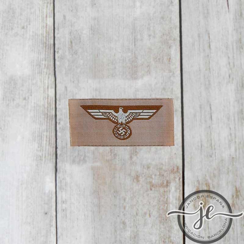 Afrikakorps cap eagle (Be-Vo)