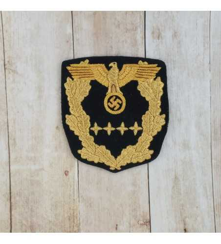 Reichsminister 1940-1942 sleeve rank