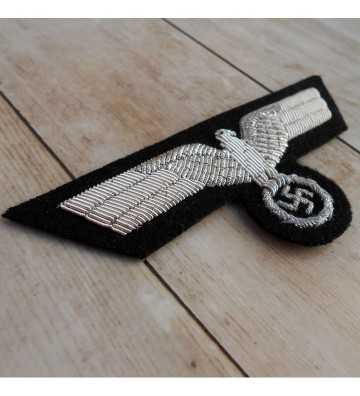 Luftwaffe enlisted mans cloth embroidered breast eagle