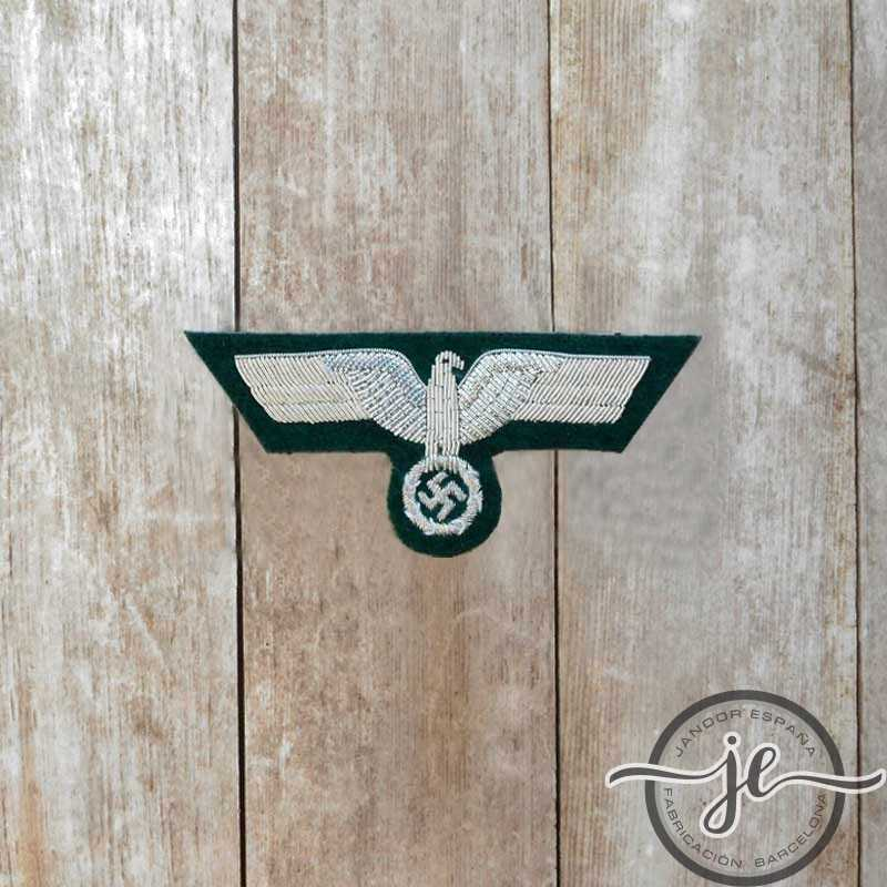 Army Officer's hand embroidered breast eagle