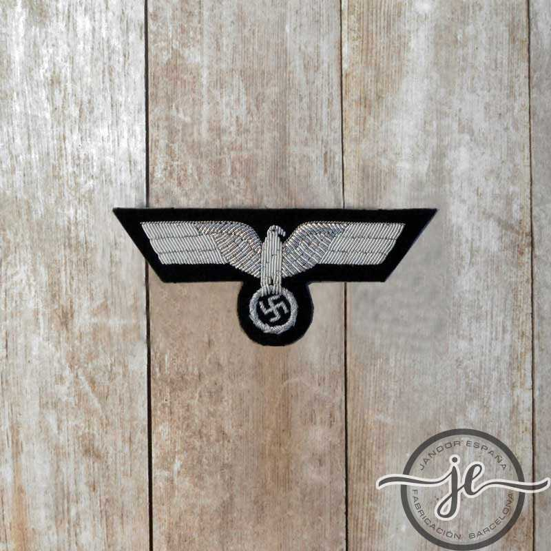 Águila de pecho para oficiales Panzer