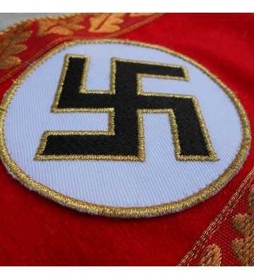 Brazalete NSDAP Kreis Level administración de líder y política