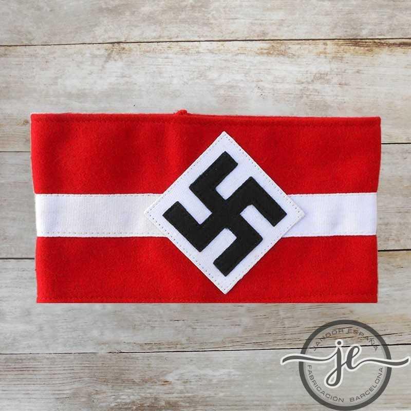 Brazalete de las Juventudes Hitlerianas