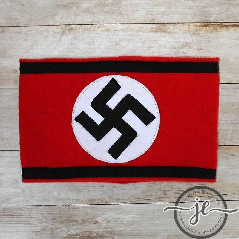 Brazalete Waffen-SS (lana)