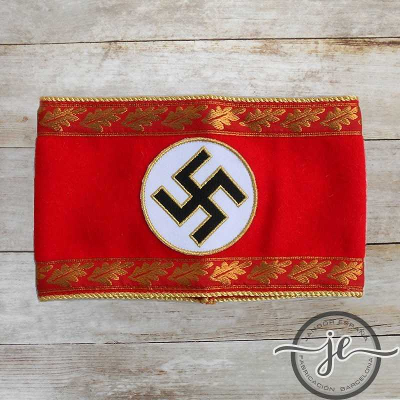 NSDAP Kreis Level administration political leader's armband