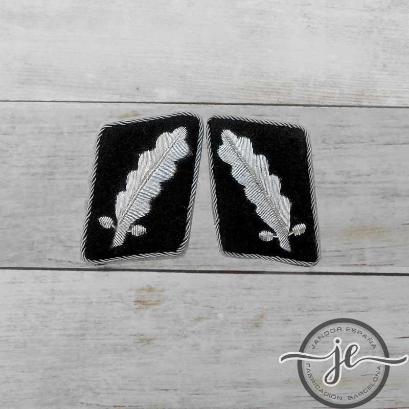 SS-Standartenführer wire collar patches