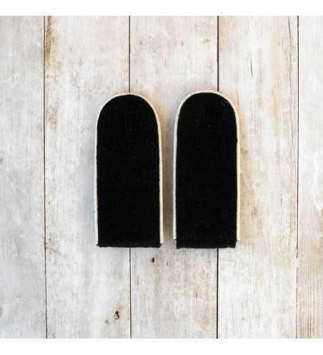 Black EM Shoulder boards, Infantry