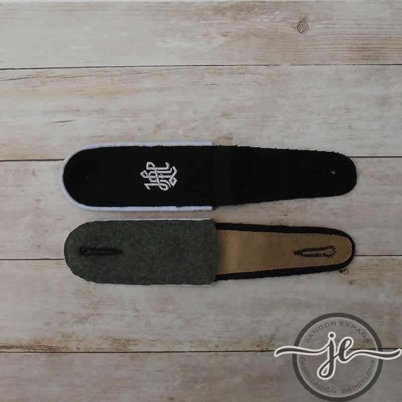 Leibstandarte-SS EM Shoulder boards