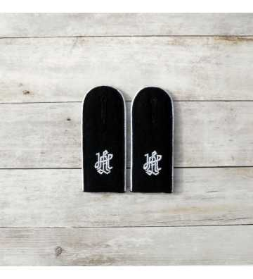 Leibstandarte SS EM Shoulder boards, economic