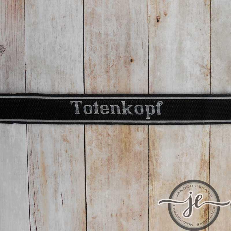 Totenkopf EM Cuff Title